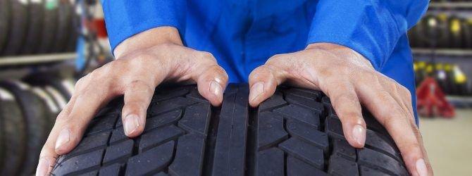 Servizio pneumatici a Reggio Emilia